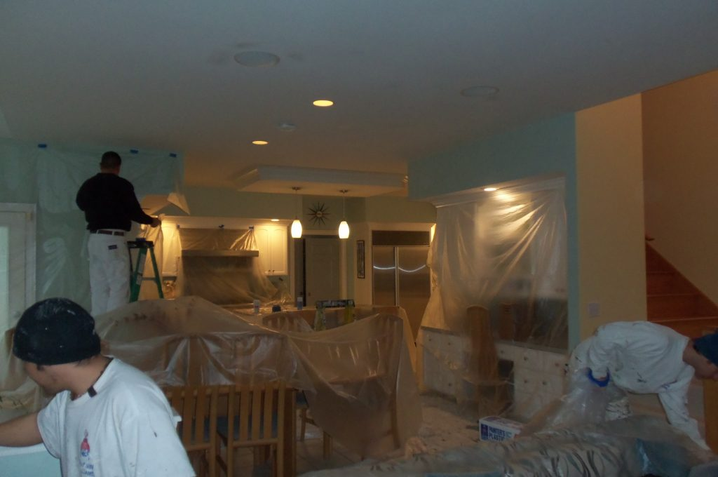 Chicago area house painters - College Craft - Interior & Exterior - Residential & Commercial
