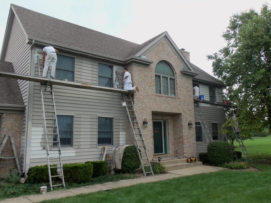 Chicagoland painting company - College Craft - Interior & Exterior - Residential & Commercial