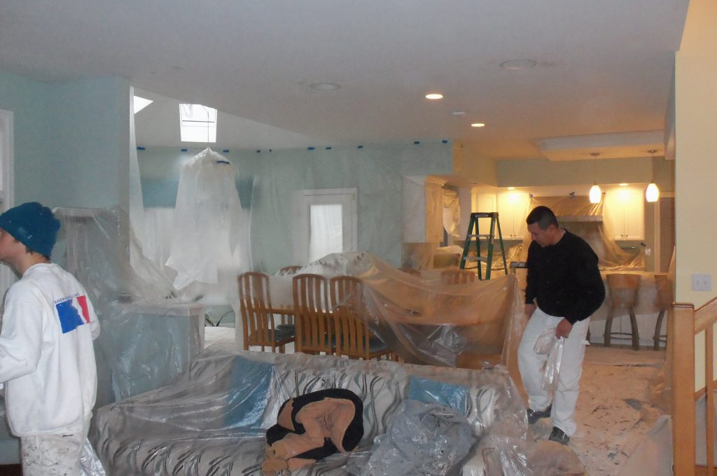 Trusted & Outstanding Chicago Interior & Exterior house painting - College Craft - Residential & Commercial