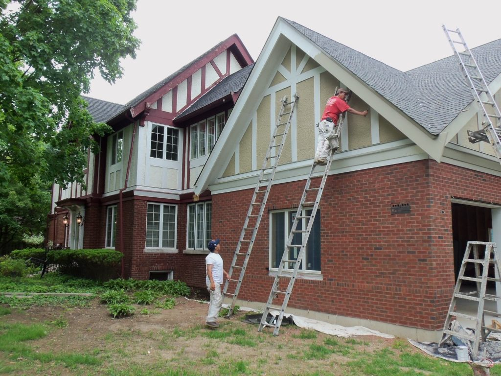 Western Suburbs of Chicago Deck Cleaning & House Painters - College Craft - Residential & Commercial
